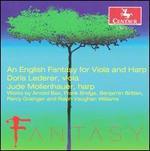 An English Fantasy for Viola & Harp