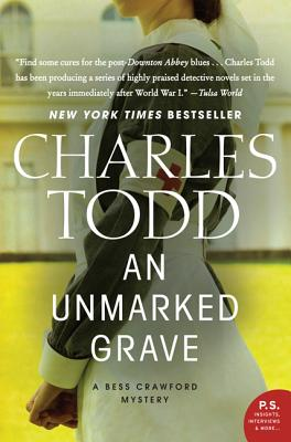 An Unmarked Grave - Todd, Charles