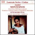 Anabel Montesinos: Guitar Recital [11 Tracks]