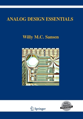 Analog Design Essentials - Sansen, Willy M