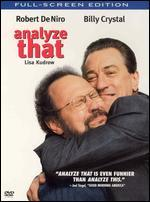 Analyze That [P&S]