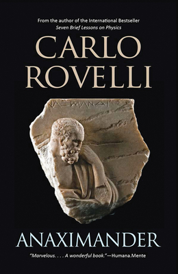 Anaximander - Rovelli, Carlo