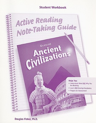 Ancient Civilizations Active Reading Note-Taking Guide - Fisher, Douglas