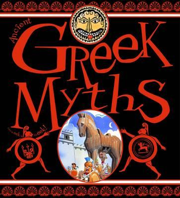 Ancient Greek Myths - Ford, James, and Hepplewhite, Peter, and etc.