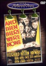 And Then There Were None - Ren� Clair