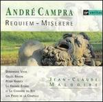 Andr� Campra: Requiem; Miserere