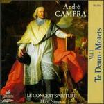 André Campra: Te Deum/Motets