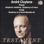 Andr� Cluytens Conducts Franck & d'Indy