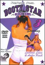 Andre Nickatina Featuring Luscious Lopez and Amber Peach: Booty Star - Glock Tawk, Vol. 3