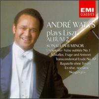 Andre Watts Plays Liszt Album 2 - André Watts (piano)
