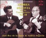 Andres Segovia and his Contemporaries, Vol. 10