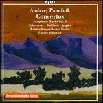 Andrzej Panufnik: Concertos - Symphonic Works, Vol. 8