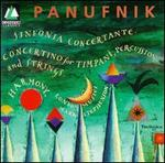 Andrzej Panufnik: Sinfonia Concertante; Concerto for Timpani, Percussion & Strings; Harmony - Graham Cole (tympani [timpani]); Karen Jones (flute); Rachel Masters (harp); Richard Benjafield (percussion); London Musici;...