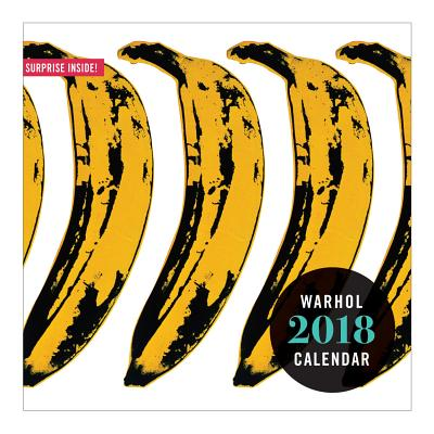 Andy Warhol 2018 Wall Calendar - Galison, Andy, and Warhol, Andy (Artist)