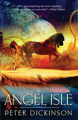 Angel Isle - Dickinson, Peter