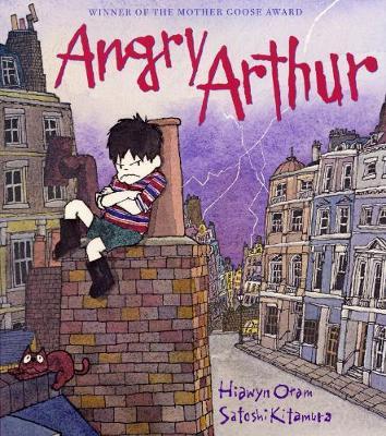 Angry Arthur - Oram, Hiawyn