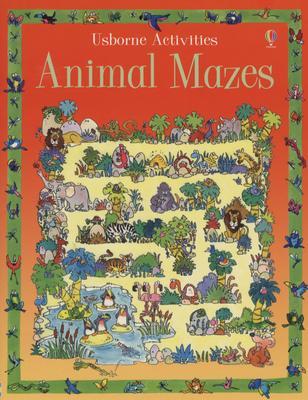 Animal Mazes - Blundell, Kim, and Tyler, Jenny