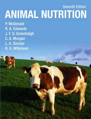 Animal Nutrition - McDonald, Peter, and Greenhalgh, J. F. D., and Morgan, C.A.