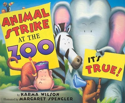 Animal Strike at the Zoo. It's True! - Wilson, Karma
