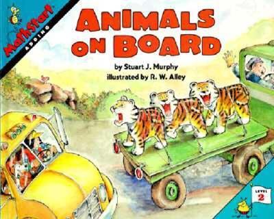 Animals on Board - Murphy, Stuart J