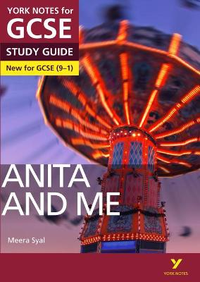 Anita and Me: York Notes for GCSE (9-1) - Eddy, Steve