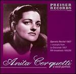 Anita Cerquetti: A Vocal Portrait