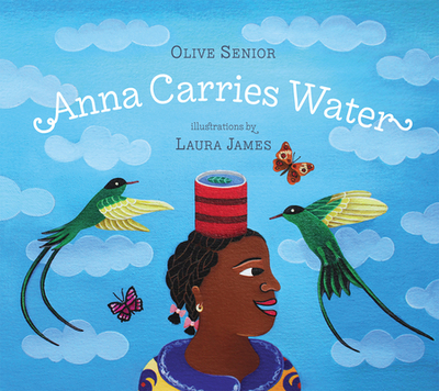 Anna Carries Water - Senior, Olive