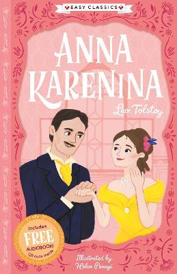 Anna Karenina - Tolstoy, Leo (Original Author), and Barder, Gemma (Adapted by)