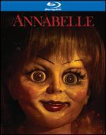 Annabelle [Blu-ray] [$5 Movie Money]