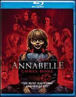 Annabelle Comes Home [Blu-ray] - Gary Dauberman