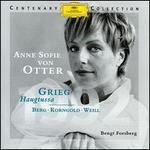 Anne Sofie von Otter Sings Grieg, Berg, Korngold and others