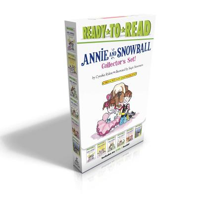 Annie and Snowball Collector's Set!: Annie and Snowball and the Dress-Up Birthday; Annie and Snowball and the Prettiest House; Annie and Snowball and the Teacup Club; Annie and Snowball and the Pink Surprise; Annie and Snowball and the Cozy Nest; Annie... - Rylant, Cynthia