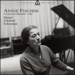 Annie Fischer en concert à Montreal, 1984