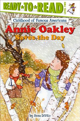 Annie Oakley Saves the Day -