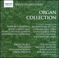 Anniversary Series: Organ Collection - Alexander Mason (organ); David Goode (organ); James Nolan (organ); James Vivian (organ); Jeremy Filsell (organ);...