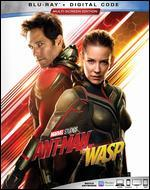 Ant-Man and the Wasp [Includes Digital Copy] [Blu-ray]
