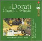 Antal Dorati: Chamber Music - Chia Chou (piano); Leipziger Streichquartett; Yeon-Hee Kwak (oboe)