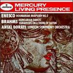 Antal Dorati Conducts Enesco & Brahms
