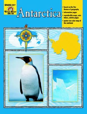 Antarctica: Grades 3-6 - Moore, Jo Ellen