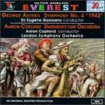 Antheil / Copland: Orchestral Works
