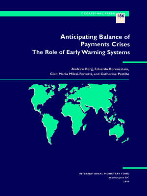 Anticipating Balance of Payments Crises: The Role of Early Warning Systems - Berg, Andrew