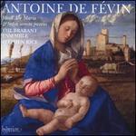 Antoine de Févin: Missa Ave Maria & Salve sancta parens