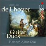 Antoine de Lhoyer: Guitar Duos, Vol. 1