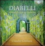 Anton Diabelli: Complete Guitar Sonatas