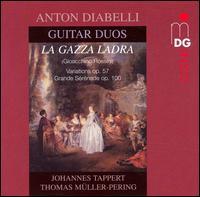 Anton Diabelli: Guitar Duos - Johannes Tappert (guitar); Thomas M�ller-Pering (guitar)