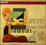 Anton Steponowich Arensky: The Piano Trios