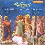Antonio Calegari: La resurrezione di Lazzaro