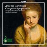 Antonio Cartellieri: Complete Symphonies