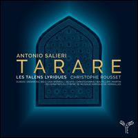 Antonio Salieri: Tarare - Cyrille Dubois (vocals); Danaé Monnié (vocals); Enguerrand De Hys (vocals); Jean-Sébastien Bou (vocals);...
