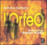 Antonio Sartorio: L'Orfeo